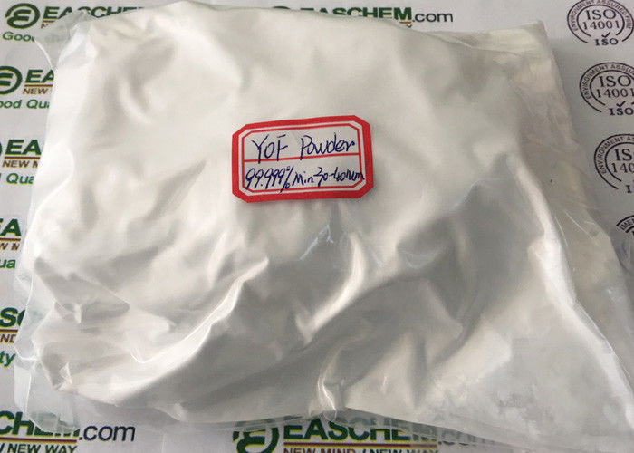 Ceramic Materials Yttrium Oxyfluoride Powder 30 - 40 μM Particle Size
